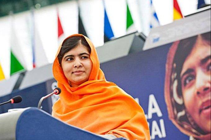 As 13 frases mais inspiradoras de Malala Yousafzai