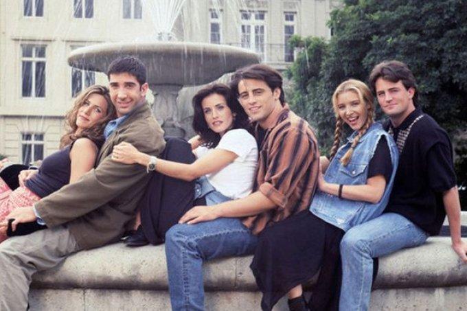 10 lições de amizade que aprendemos com Friends