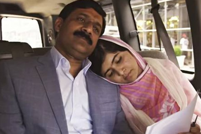 Um novo jeito de ver Malala Yousafzai
