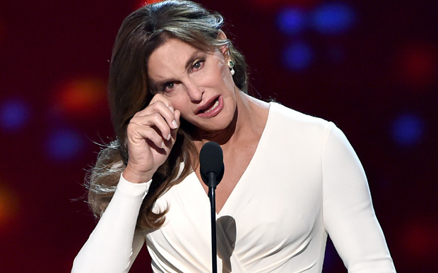 Caitlyn Jenner no Espy Awards 2015
