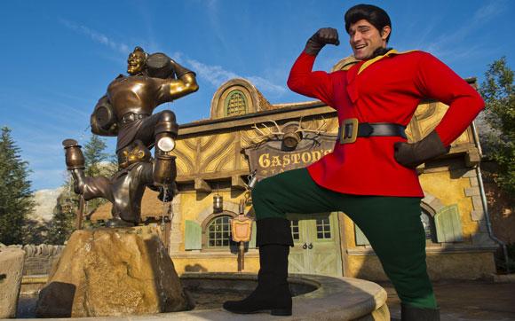 Encontre seus personagens favoritos no parque Magic Kingdom, no Walt Disney World Resort!