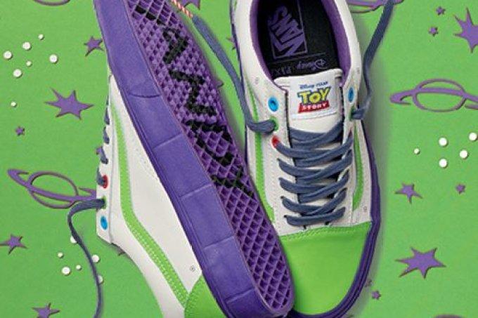 Coleção Vans + Toy Story