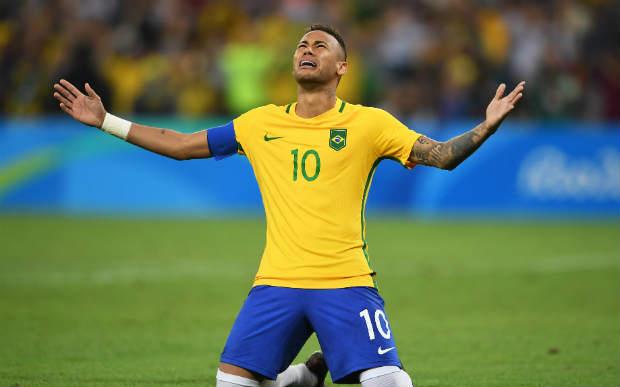 Neymar - Rio 2016