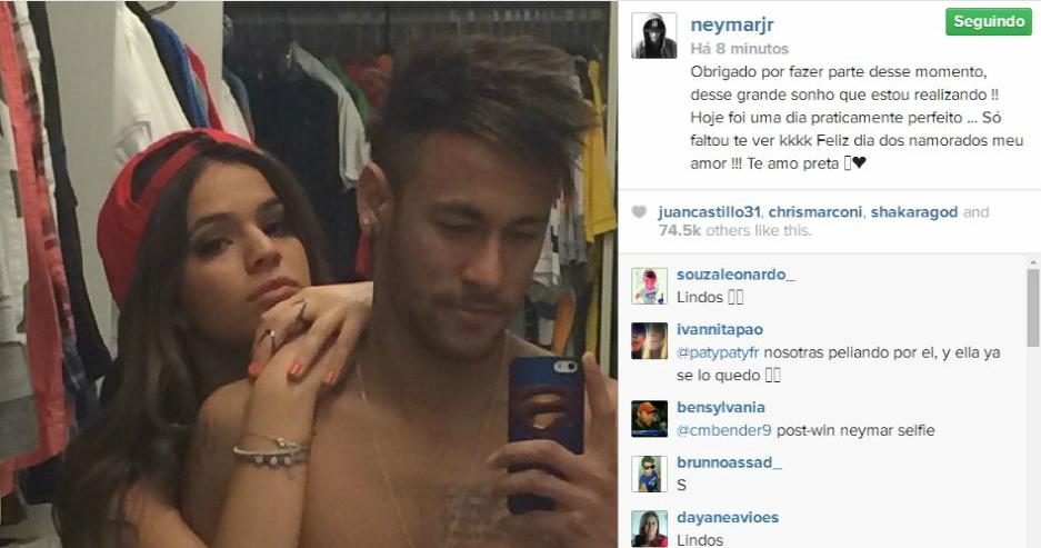 neymar-bruna-dia-namorados-copa