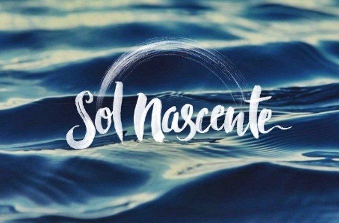 Novela-Sol-Nascente-Logo