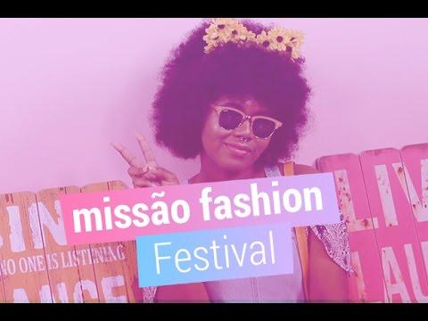 Missão Fashion: look de festival sem short jeans