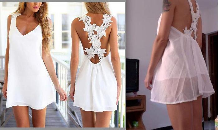 Era um vestido mas ficou melhor como blusa. Ops! Foto: