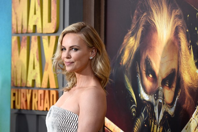 """Premiere Of Warner Bros. Pictures' """"Mad Max: Fury Road"""" – Arrivals"""