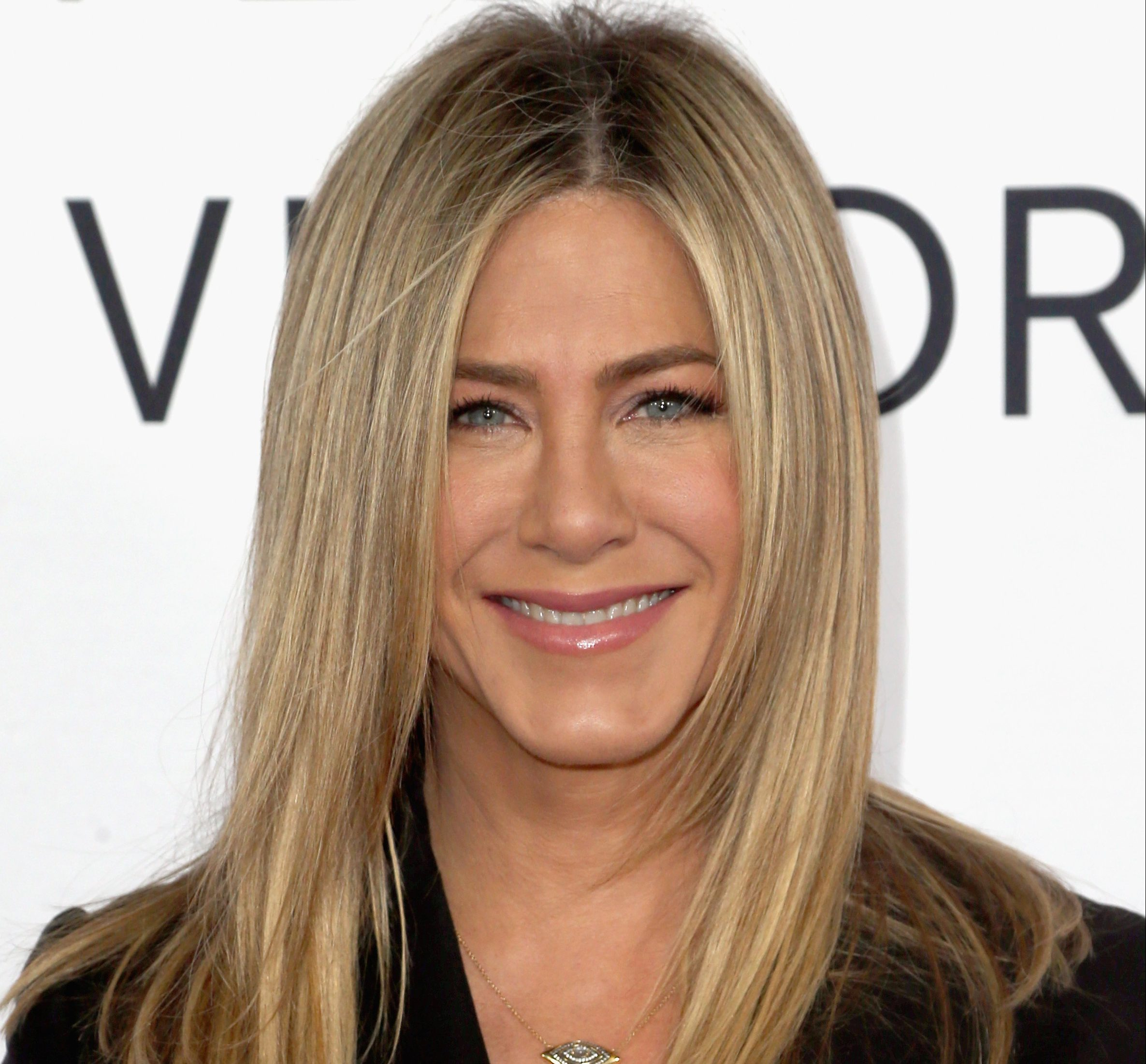 """HOLLYWOOD, CA - APRIL 13: Actress Jennifer Aniston attends Open Roads World Premiere of """"Mother's Day"""" at TCL Chinese Theatre IMAX on April 13, 2016 in Hollywood, California. (Photo by Frederick M. Brown/Getty Images)"""