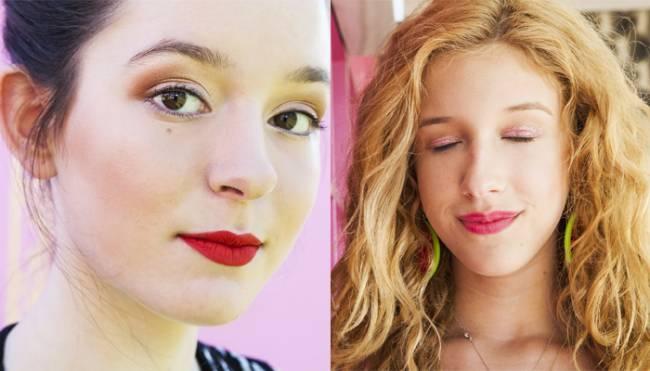 maquiagem das garotas durante o fashion week teen by capricho