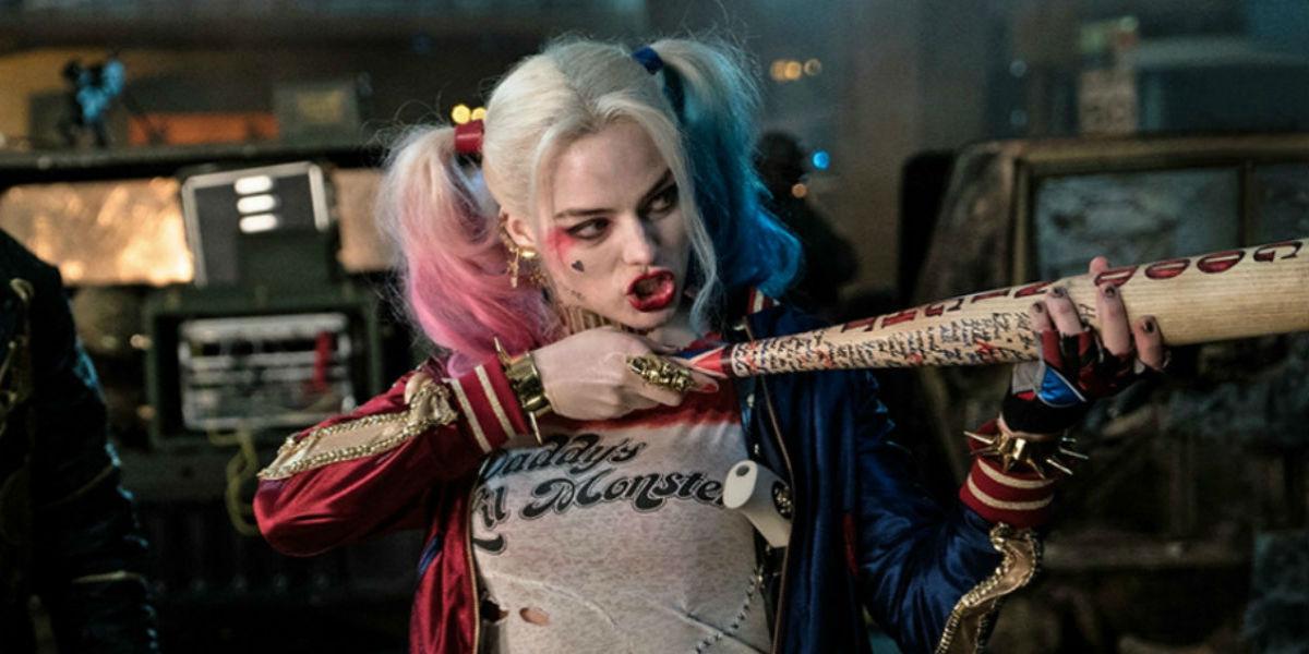 Harley Quinn em Esquadrão Suicida