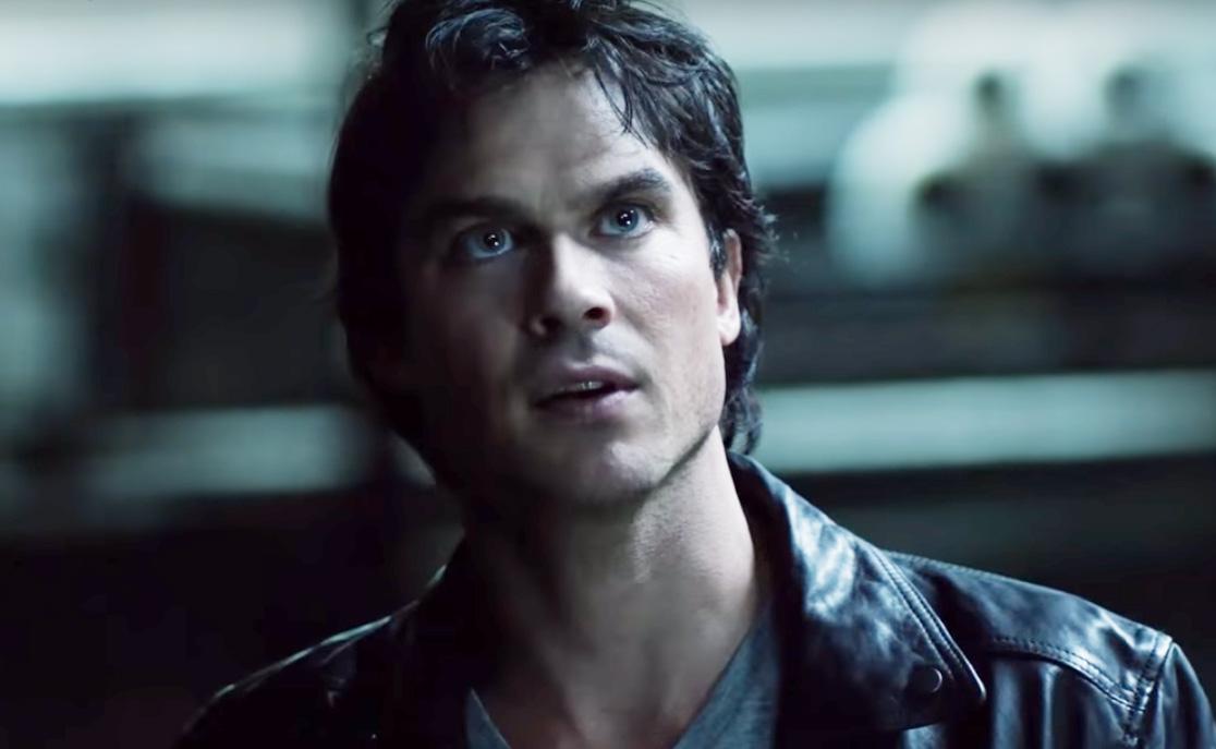 Damon Salvatore em prévia de The Vampire Diaries