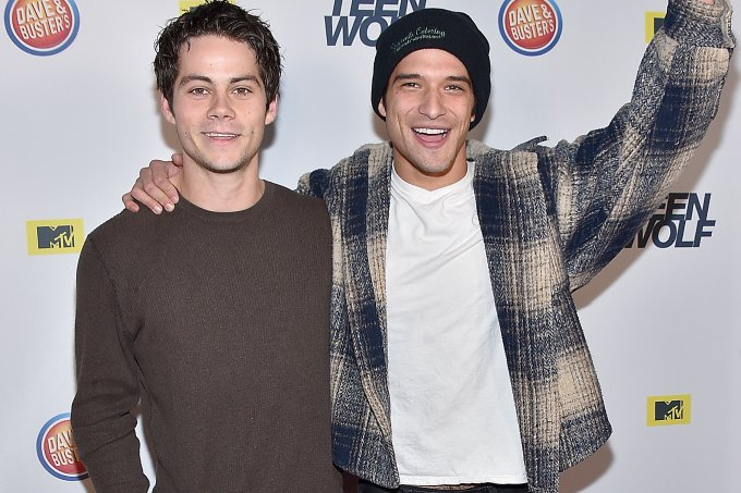 MTV Teen Wolf Los Angeles Premiere Party – Arrivals