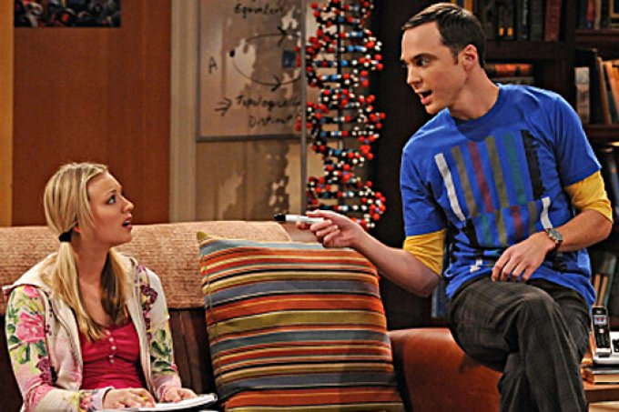 Protagonistas de Big Bang Theory têm salários bem diferentes…