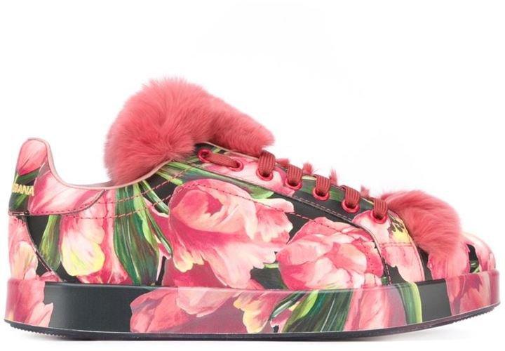Dolce & Gabbana Portofino Sneakers (R$4065)