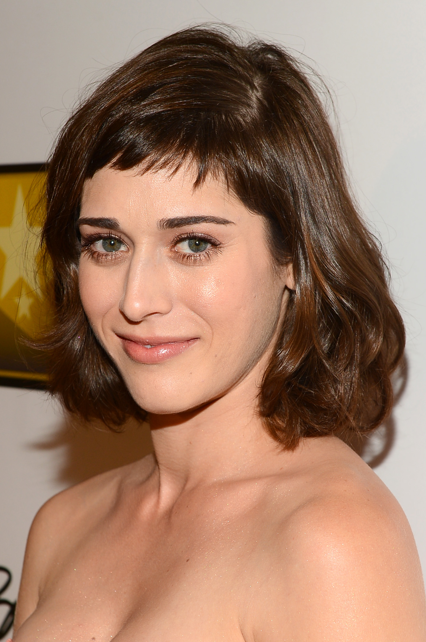 LOS ANGELES, CA - JUNE 10:  Actress Lizzy Caplan arrives at Broadcast Television Journalists Association's third annual Critics' Choice Television Awards at The Beverly Hilton Hotel on June 10, 2013 in Los Angeles, California.  (Photo by Mark Davis/Getty Images for CCTA)