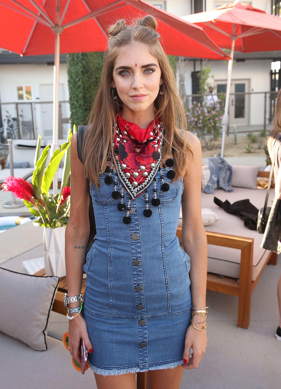Quando o assunto é estilo, Chiara Ferragni é uma expert! Ou seja, se ela usou o visual, pode apostar! (Getty Images)