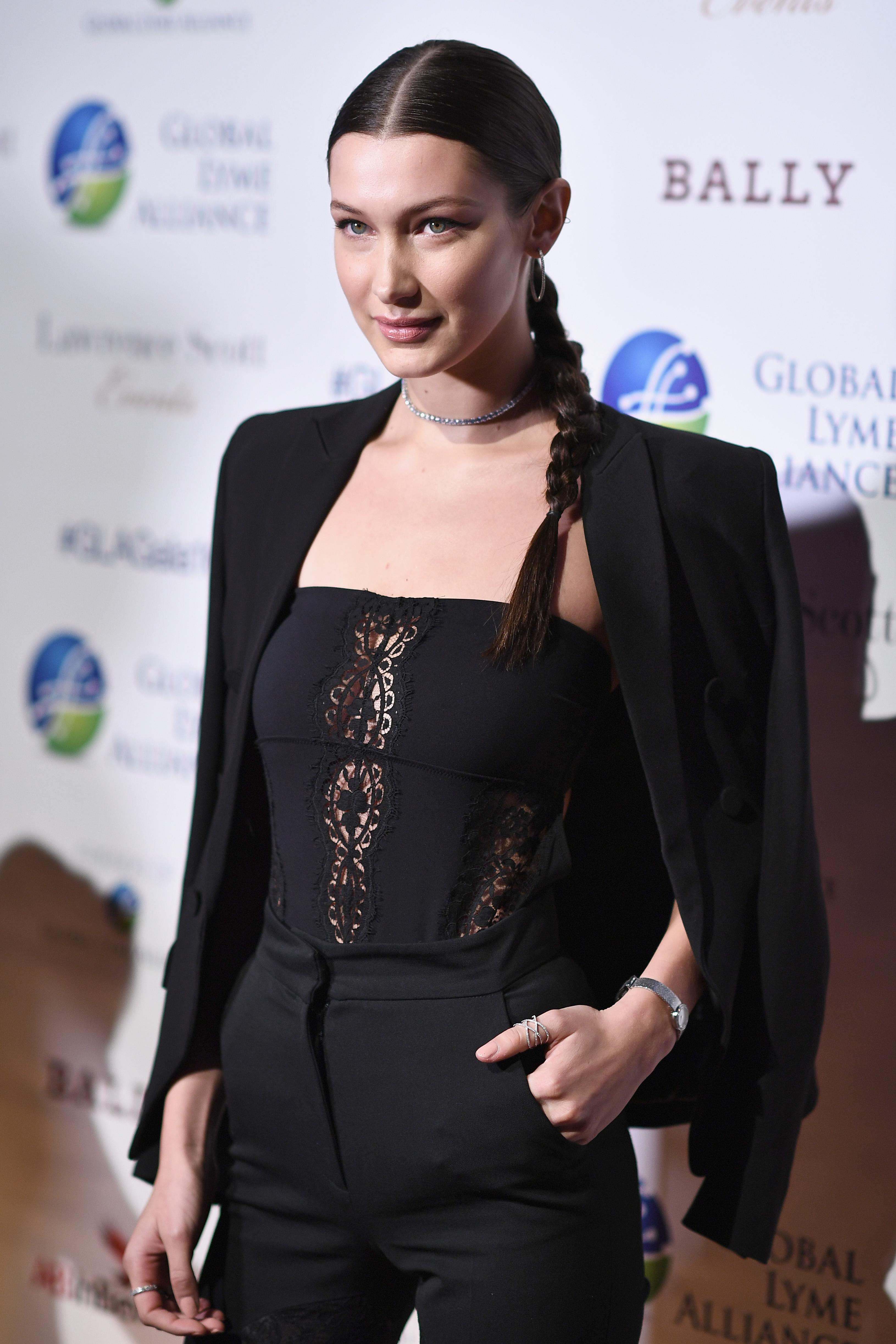 Depois de Gigi, Bella Hadid desfilará para a Victoria's Secret.