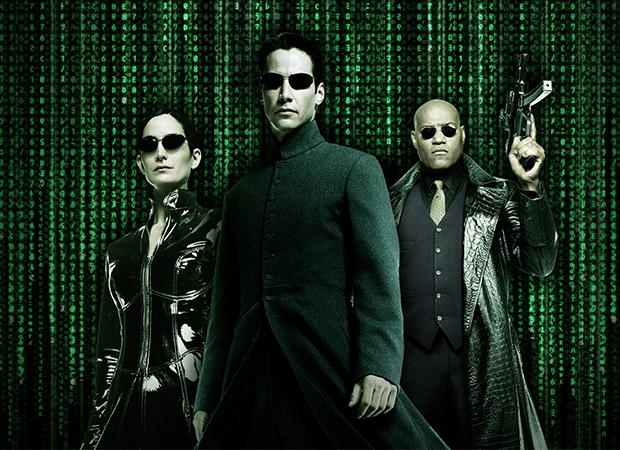 Em 1999, o look pretinho de Matrix era a grande febre no Halloween! Foto:
