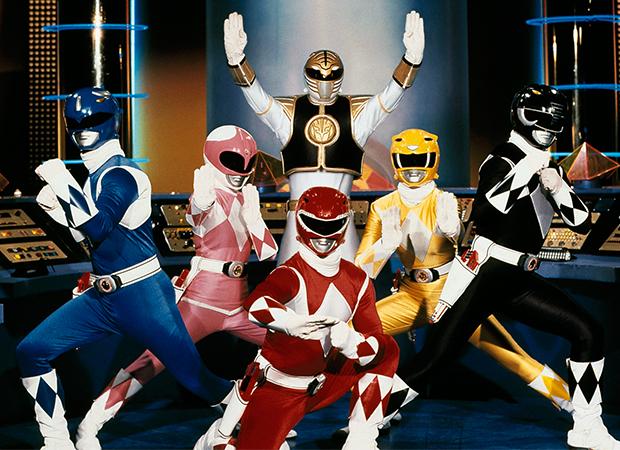Já em 93, o programa Power Ranger chegou à TV! Foto: