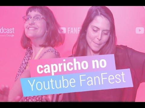 Youtube FanFest: Qual youtuber você seria?