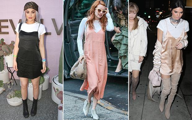 Kylie Jenner, Emma Roberts e Kendall Jenner. Fotos:
