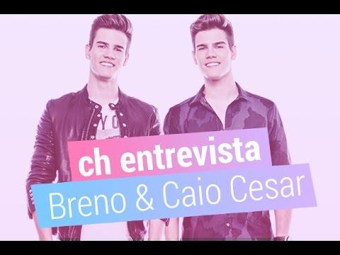 Breno & Caio Cesar dão detalhes do novo DVD