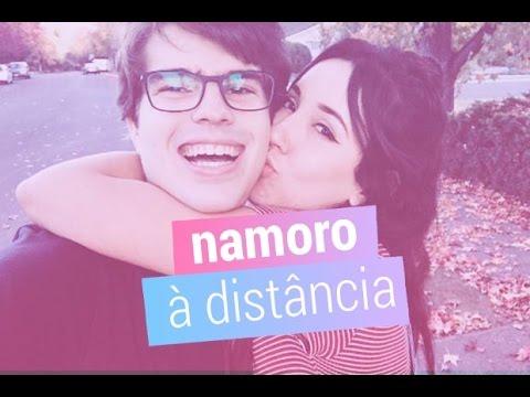 Bruna Vieira conta como é namorar à distância