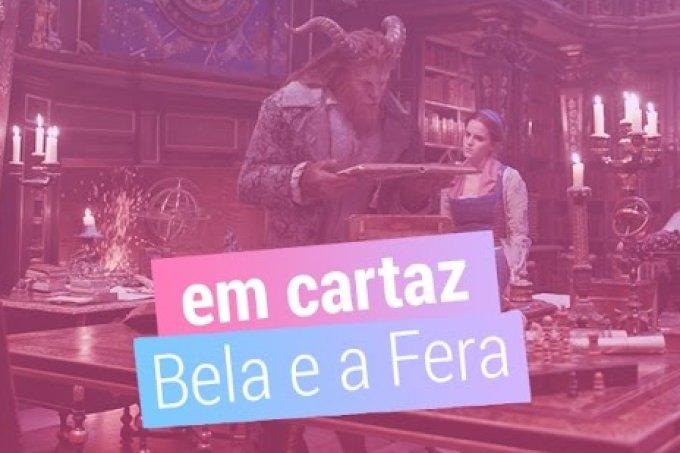Em Cartaz: os primeiros detalhes sobre A Bela e a Fera!