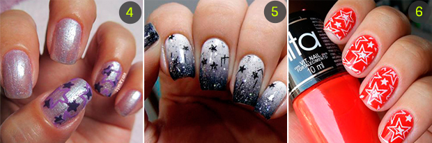 esmalte-das-leitoras-nail-art-estrelas-2
