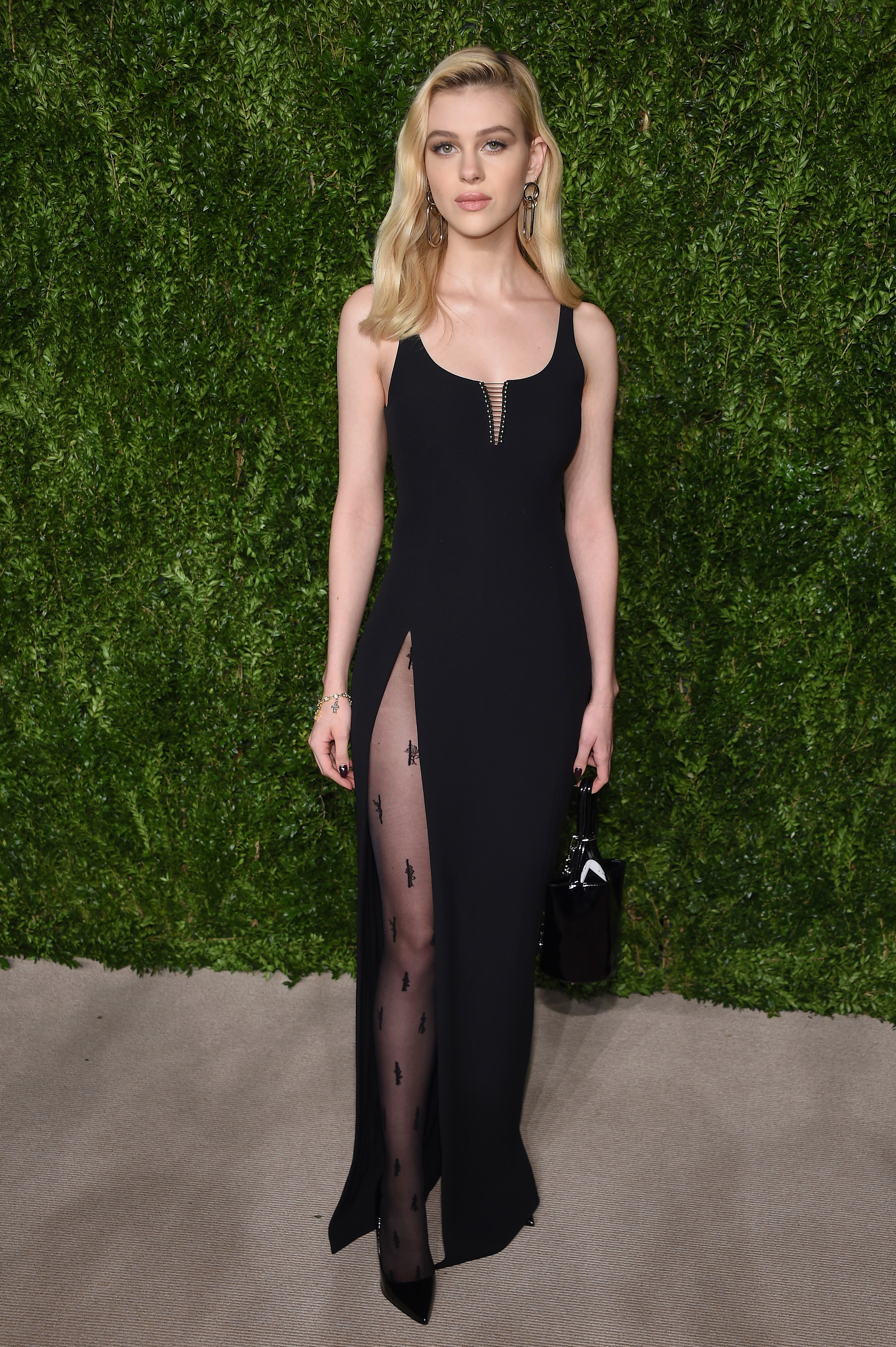 NEW YORK, NY - NOVEMBER 07: Nicola Peltz attends 13th Annual CFDA/Vogue Fashion Fund Awards at Spring Studios on November 7, 2016 in New York City. (Photo by Dimitrios Kambouris/Getty Images)