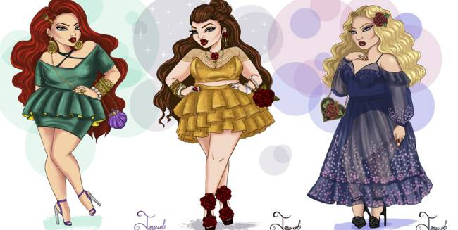 princesas-curvilineas-1
