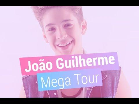 Acompanhe os bastidores da Mega Tour de João Guilherme
