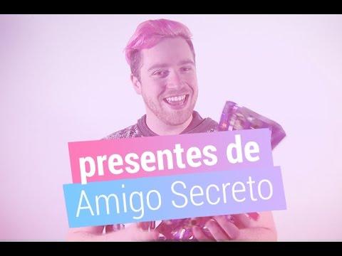 Capricho ft. LUBA: reagindo a presentes de amigo secreto