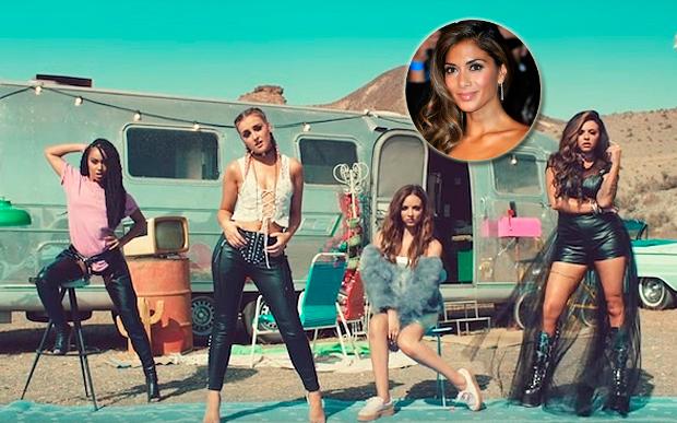 'Elas estão empoderando as garotas', diz Scherzinger sobre Little Mix