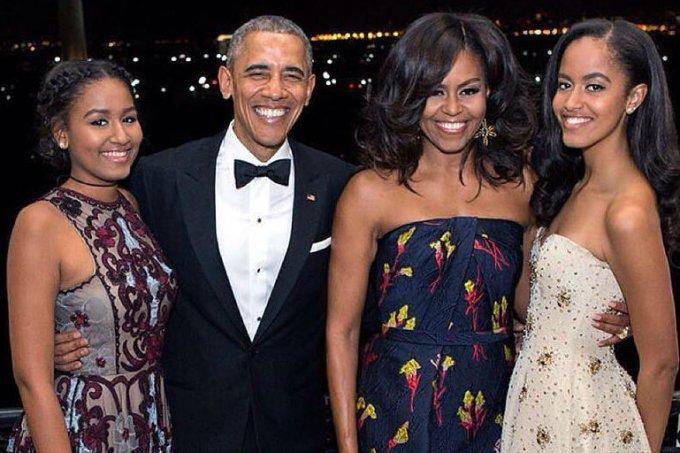 família-obama