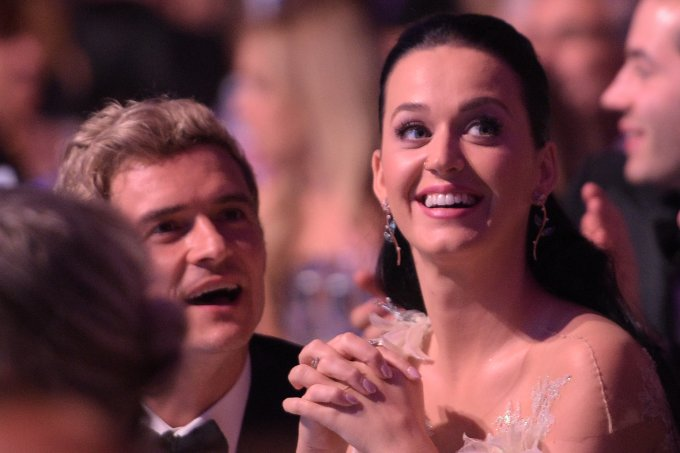 Katy Perry Orlando Bloom UNICEF