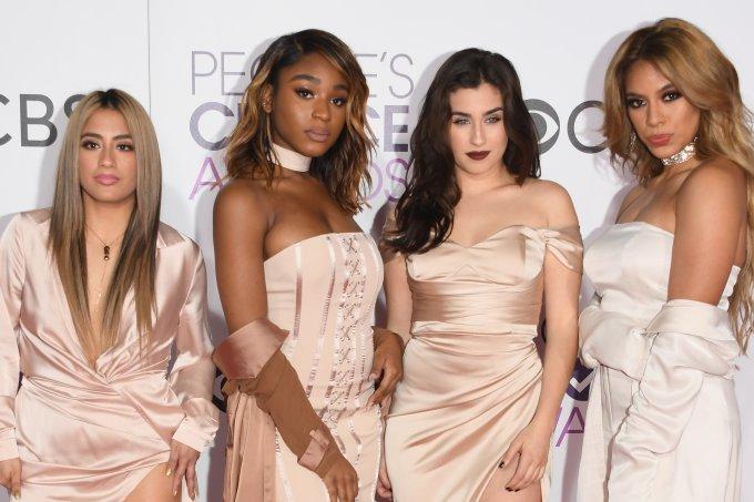 People's Choice Awards 2017 – Fifth Harmony