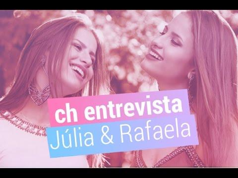 Júlia & Rafaela surpreendem com o vozeirão em single de estreia