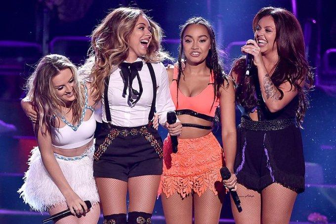 Little Mix concorre a melhor banda, música e clipe no Brit Awards 2017