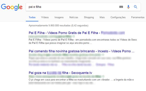 Digitar 'pai e filha' no Google é entender porque precisamos do feminismo