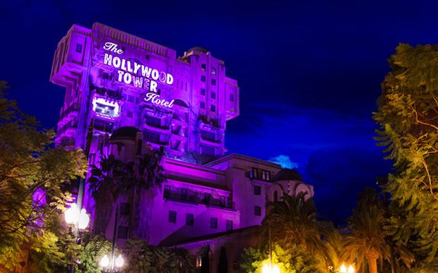 Tower of Terror, na Disney da Califórnia, está oficialmente fechada