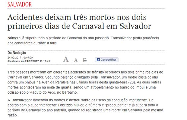 Carnaval do bem: Conselhos básicos para se um folião ~da hora~
