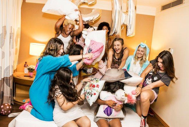 Festa do Pijama da Galera CAPRICHO 2016/2017