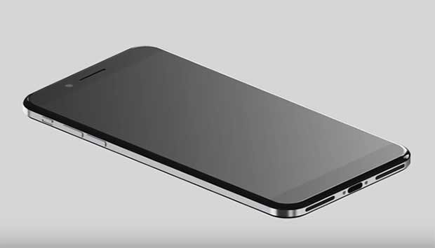 O canal ConceptsIphone fez um esboço de como seria o novo iPhone de acordo com rumores.