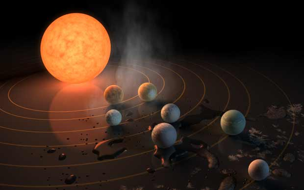 Reprodução: NASA/JPL-Caltech