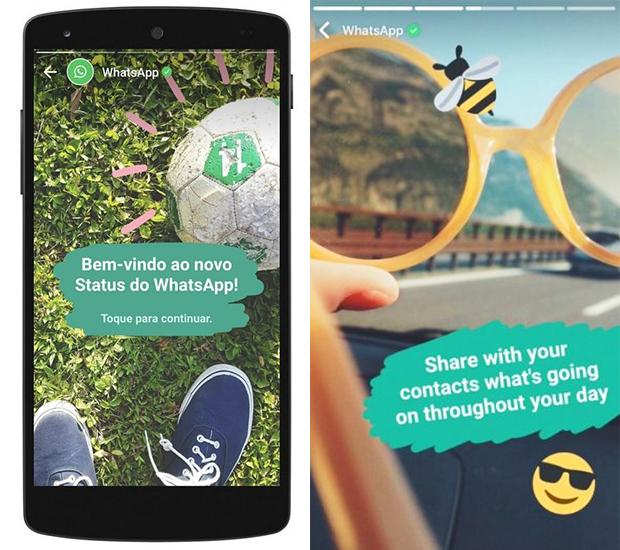 WhatsApp e o recurso de imagens que desaparecem em 24h. Pra quê?