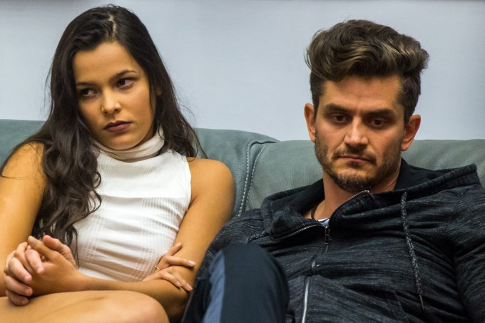 BBB17-emilly e marcos