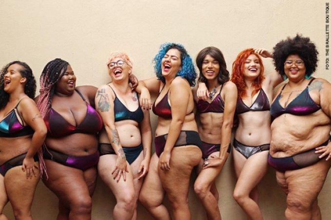 Movimento #BodyPositivity exalta corpos reais nas redes sociais