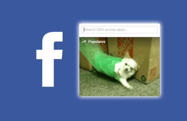 Facebook testa nova ferramenta de gifs